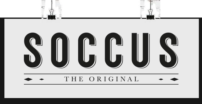Soccus - The Original